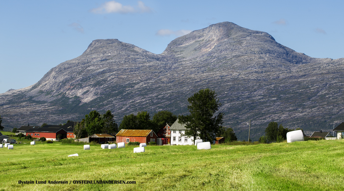 Mjønestindan Røvika Bodø Bodoe Norway Øystein Lund Andersen 2016