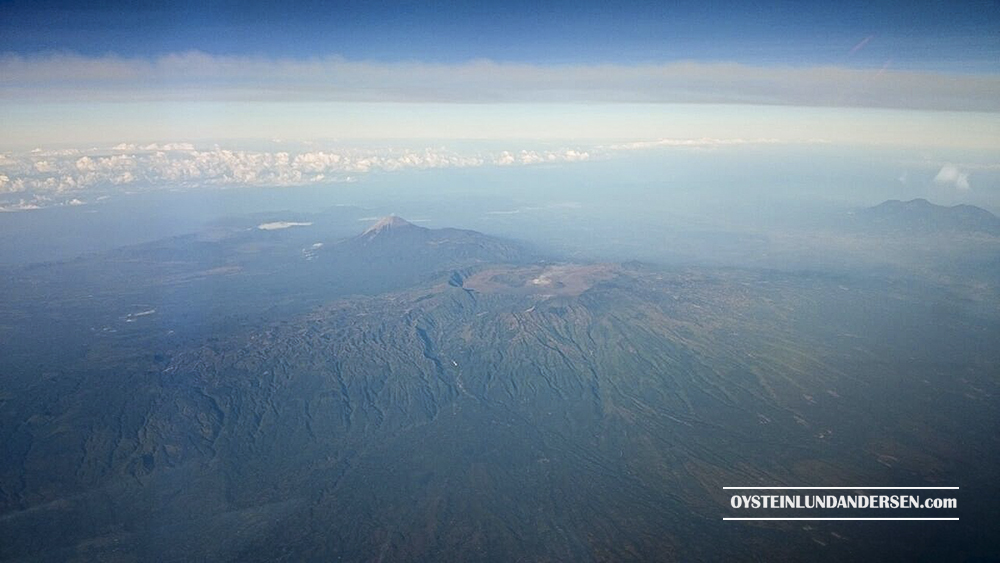 Bromo Volcano Tengger Caldera Aerial Airplane 2015 Eirik Aadland Indonesia