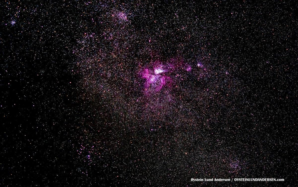 Eta Carina Nebula Indonesia 2016 Astrophotography