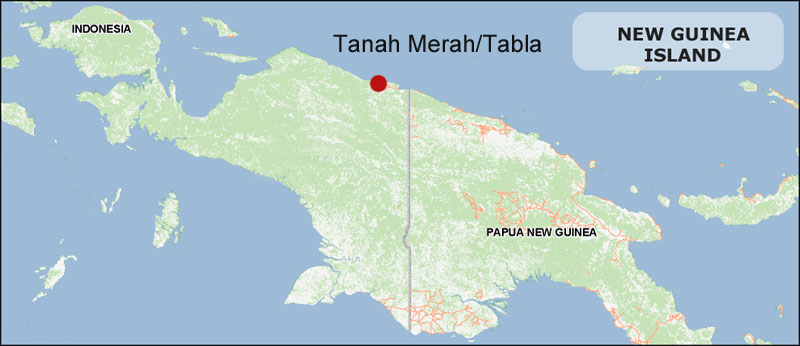 Depapre_Tabla_Tanah-Merah_Map