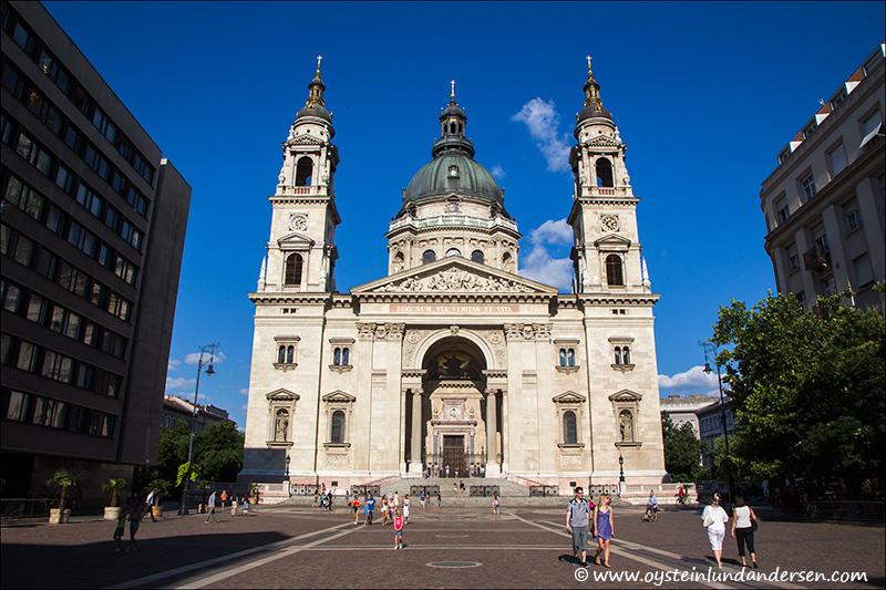4. St. Stephens Basilica.