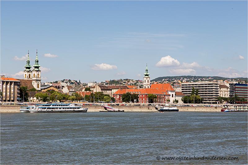 7. Danube river.