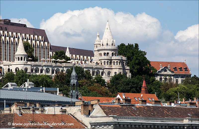 10. Fishermans Bastion.