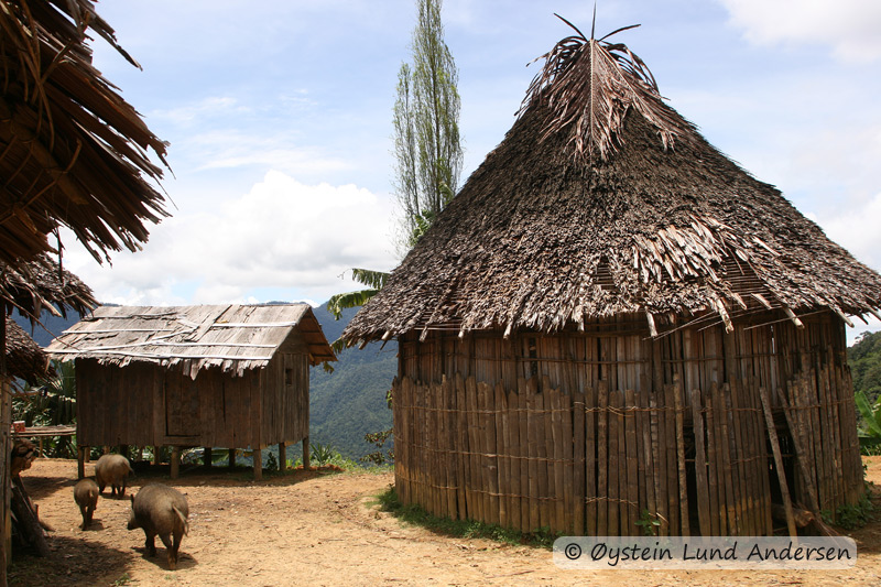 Urobool village.