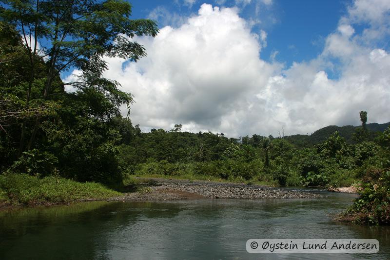 River near Murme.
