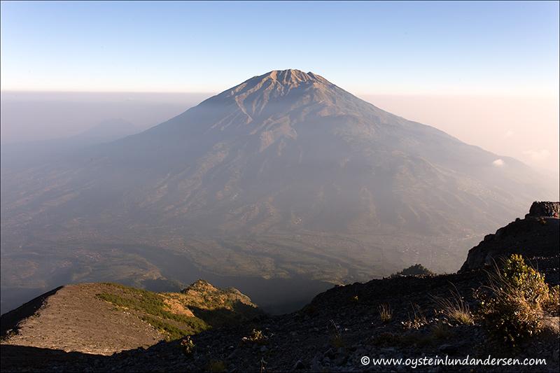 11. Merbabu Volcano.