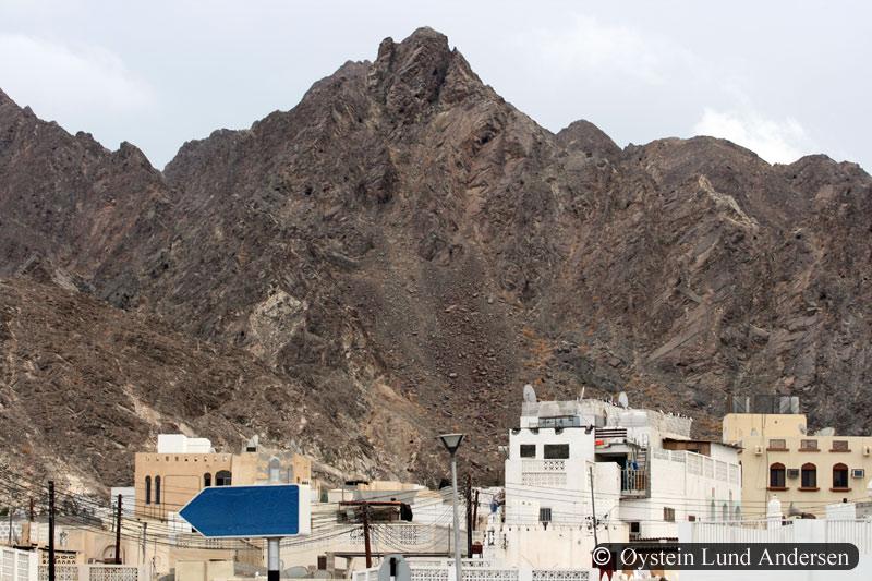 Muscat neighborhood