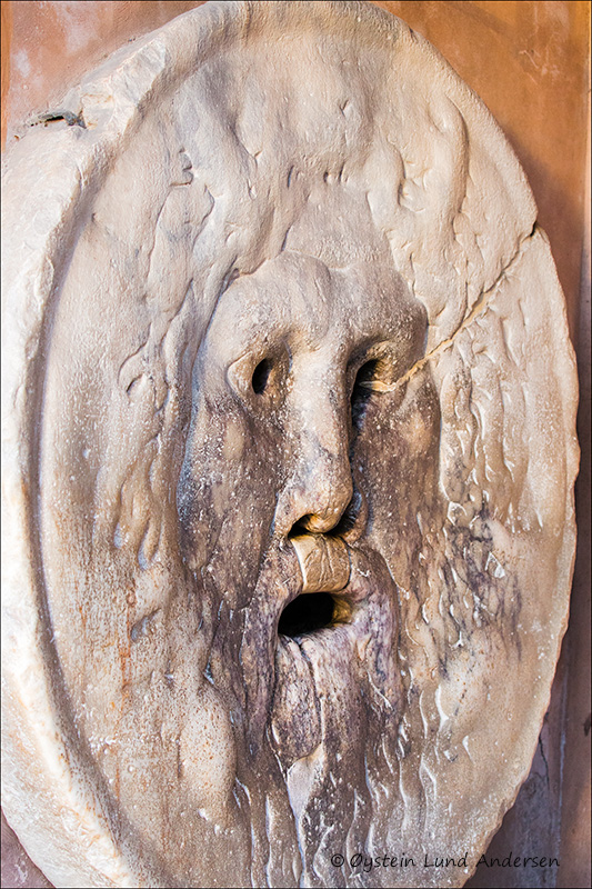 17. Bocca della Verita (Mouth of Truth)