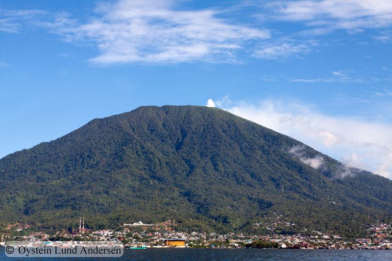 Mount Gamalama