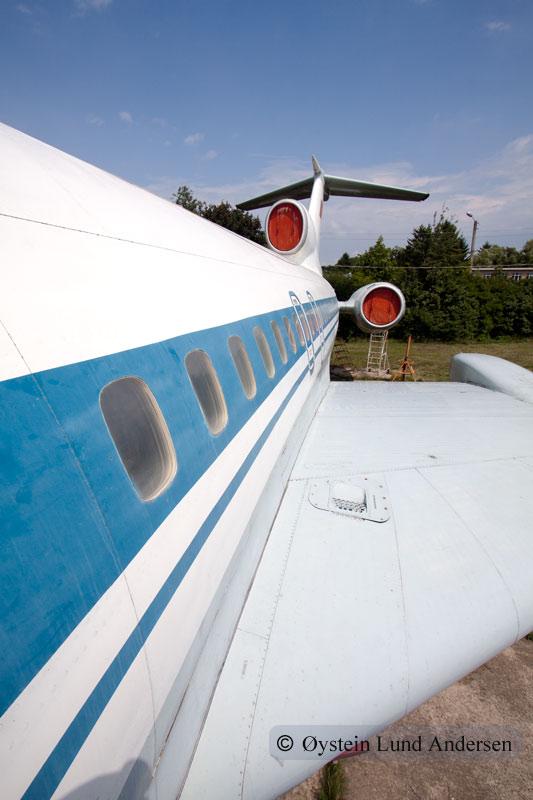Tupolev Tu-154 Kiev Ukraine