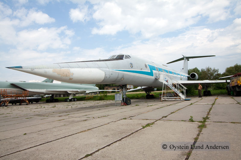 Tu-134UBL Kiev Ukraine