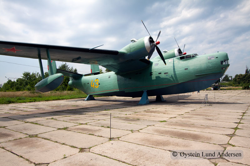 Beriev Be-6 Kiev Ukraine