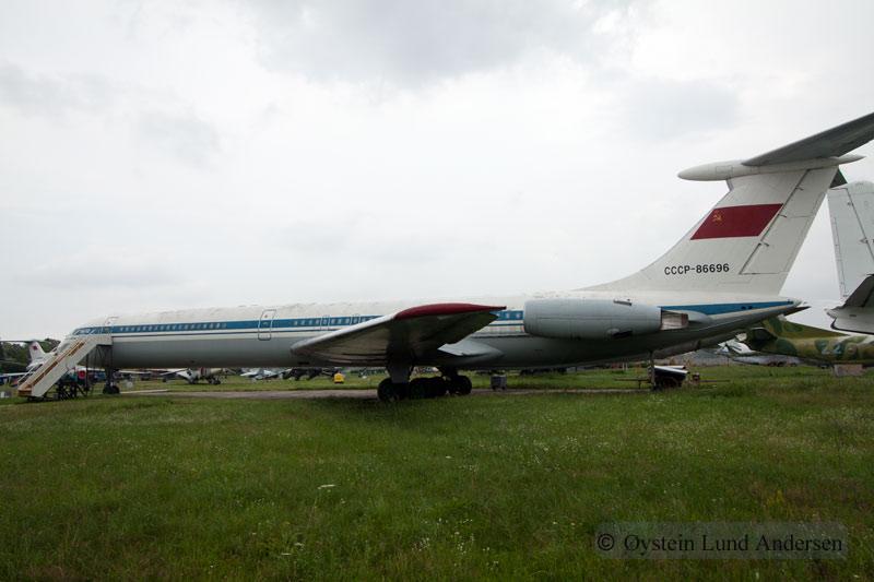 Ilyushin Il-62 Kiev Ukraine