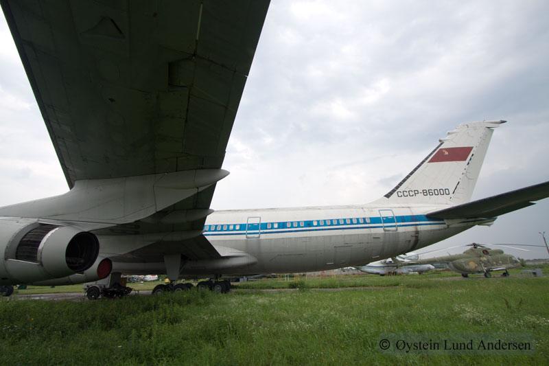Ilyushin Il-86 Kiev Ukraine
