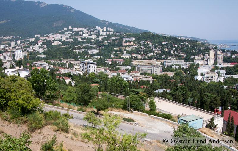 Yalta city