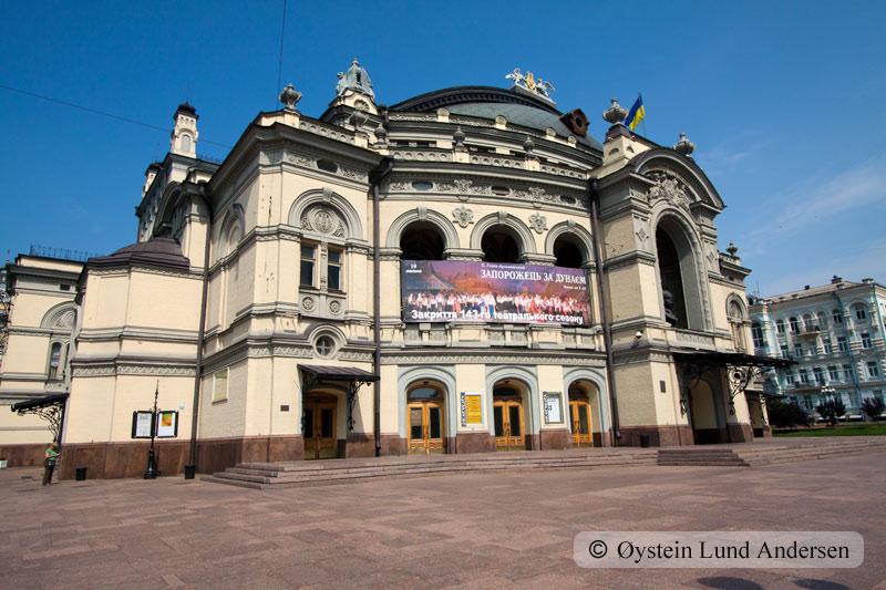 Kiev Opera-house.