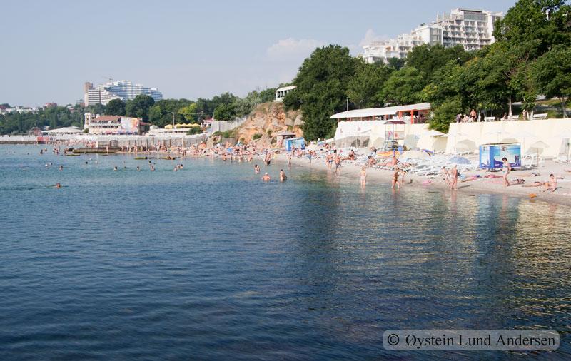 Odessa city Ukraine Itaka