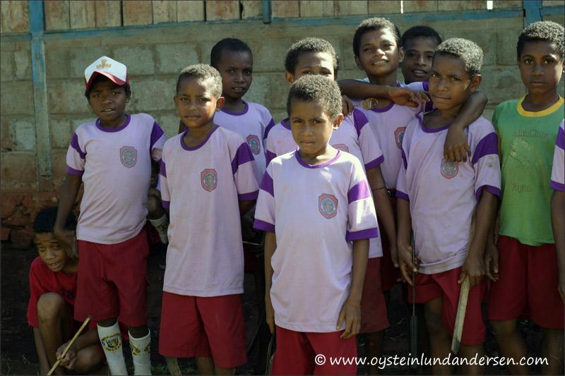 Schoolkids. (February 2005)