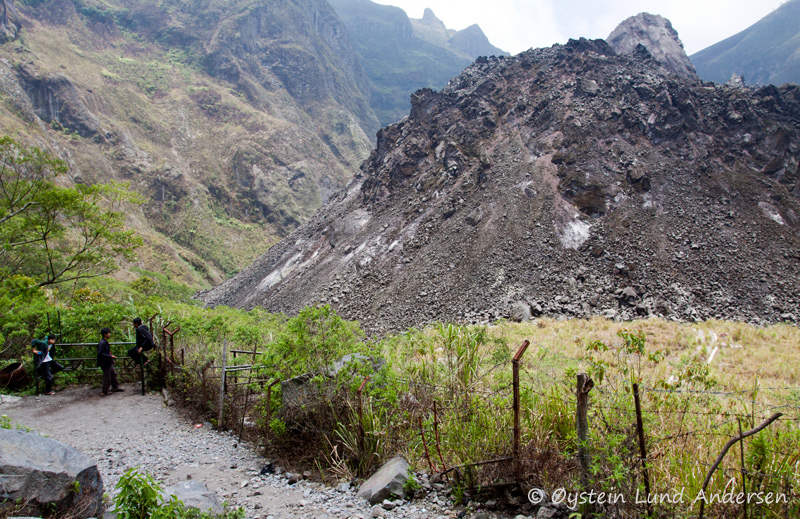 Kelud Volcano Indonesia 2011
