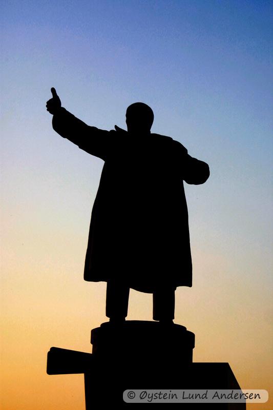 Lenin. (St.Petersburg)