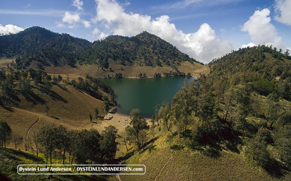 Lake Ranu Kombolo Semeru 2015