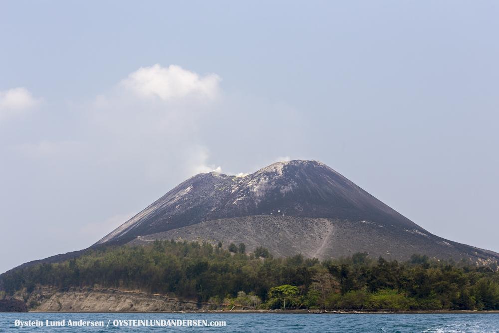 Krakatau, Krakatoa, Volcano, Java, Sumatra, Sunda Strait, Active volcano, Geology, October, 2015