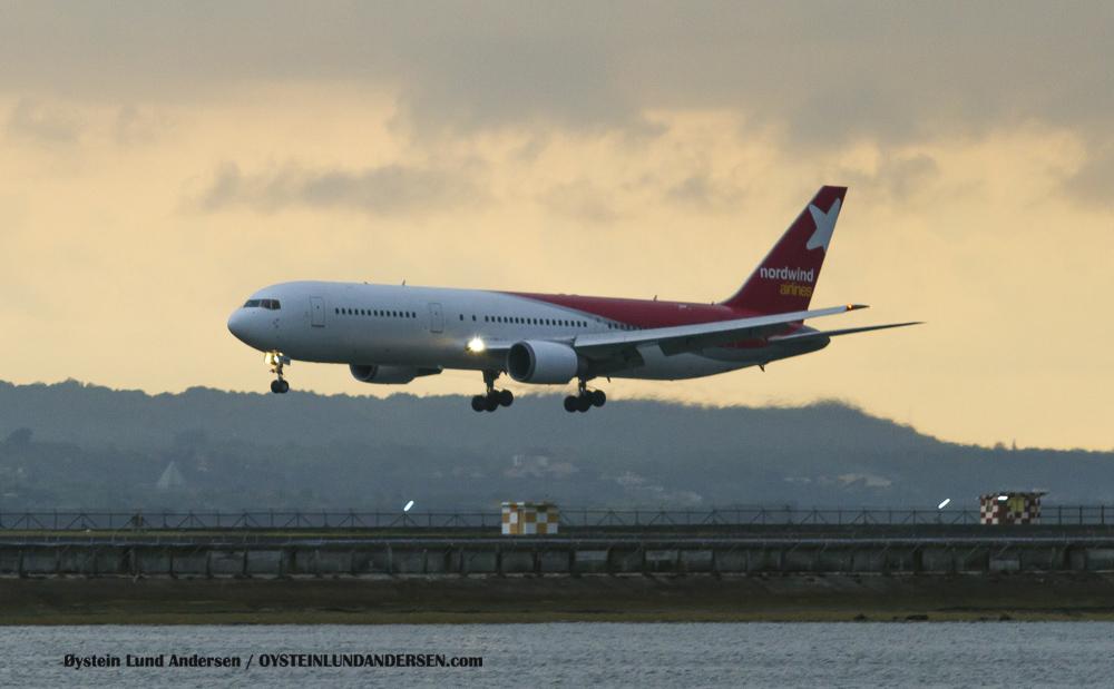 Nordwind Boeing 767-300 (VQ-BMQ)