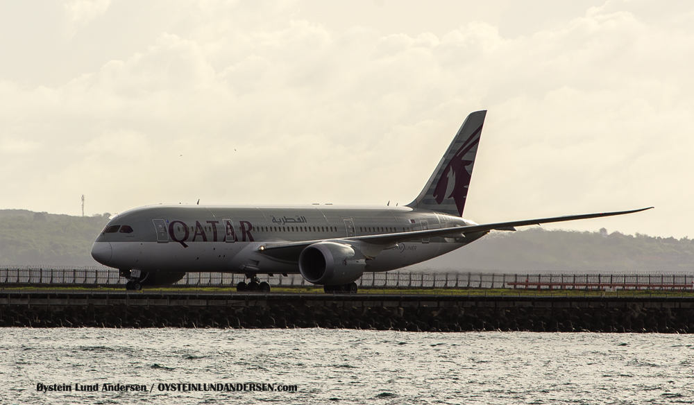 Qatar Airways - Boeing 787-8 Dreamliner