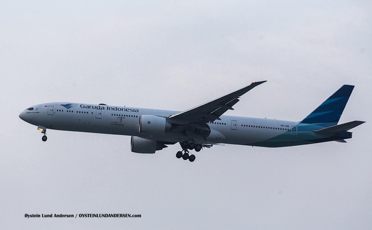 Garuda Indonesia (PK-GIG) Boeing 777-300ER