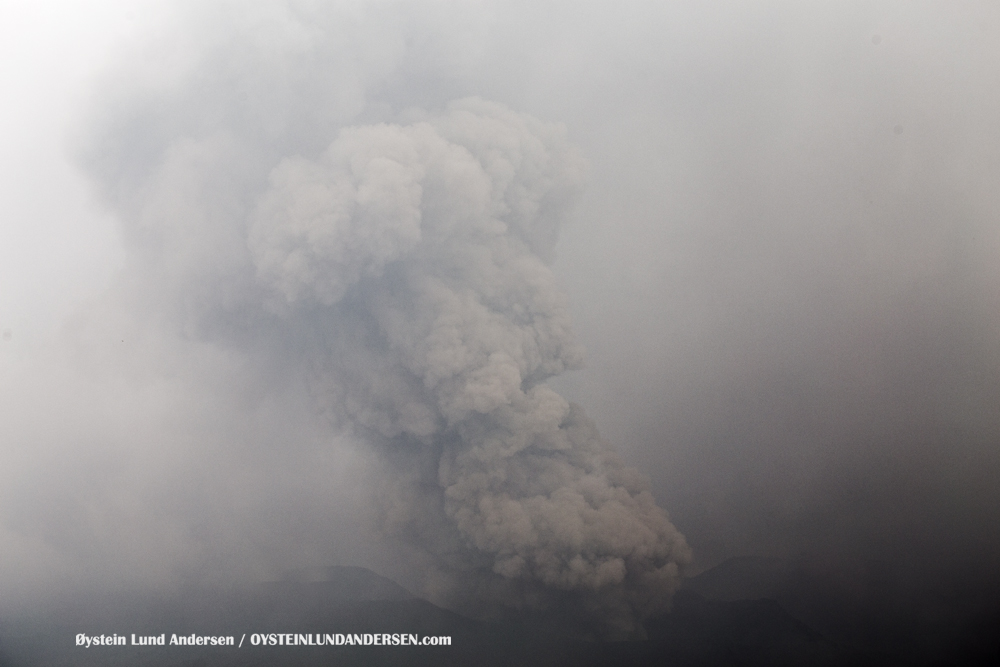 Bromo Eruption 2016 Indonesia ash lava