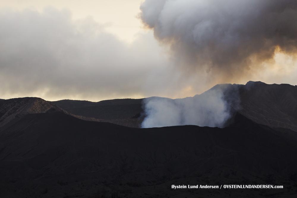 Bromo Eruption February 2016 volcano Indonesia