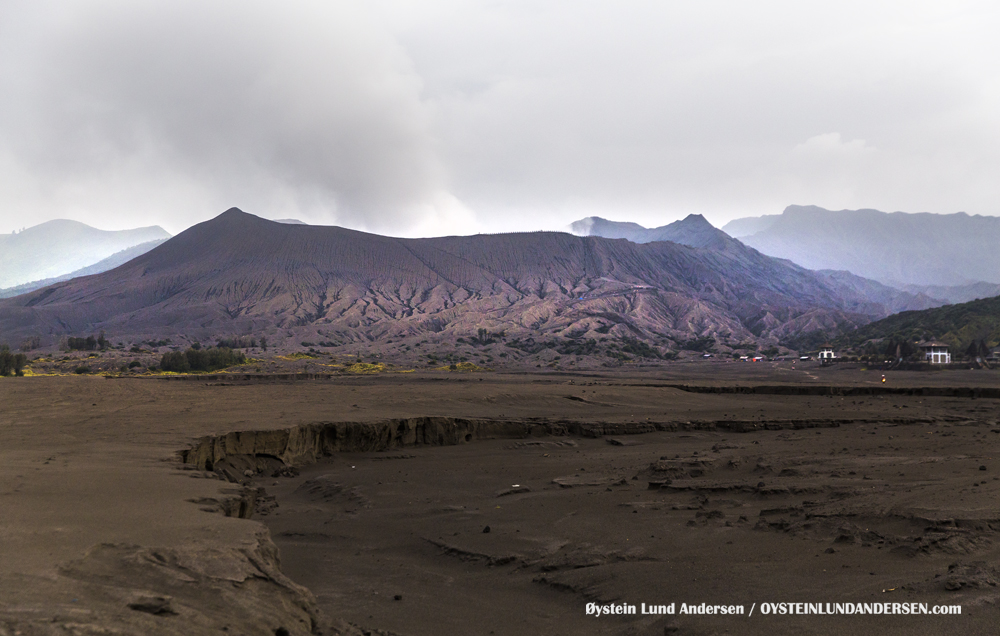 Bromo Tengger Indonesia Volcano Java May 2016