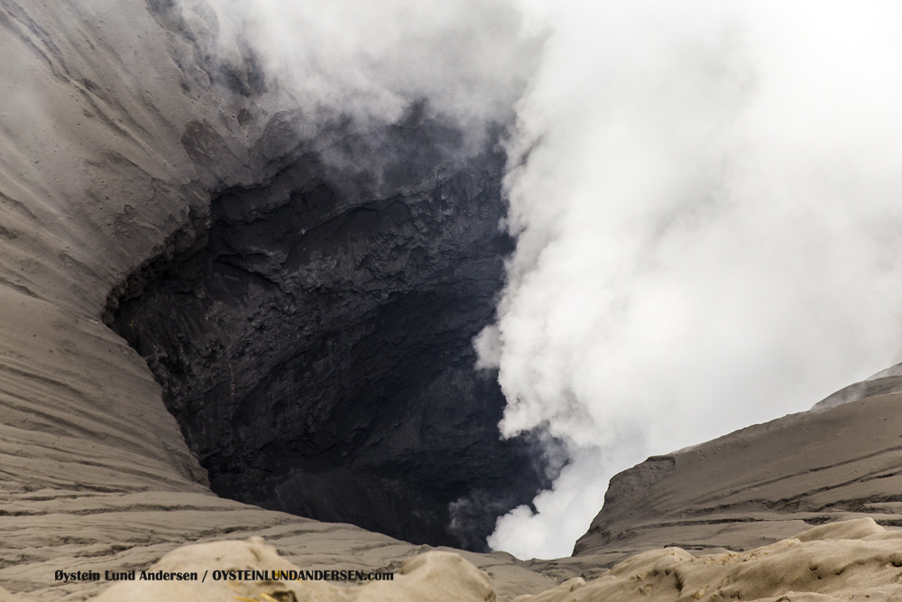 Bromo Tengger Indonesia Volcano Java May 2016