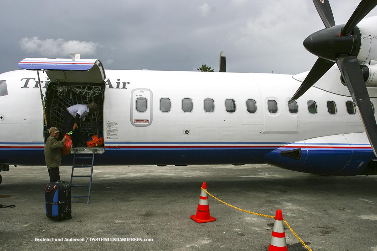 ATR-72 (PK-YRX) Trigana