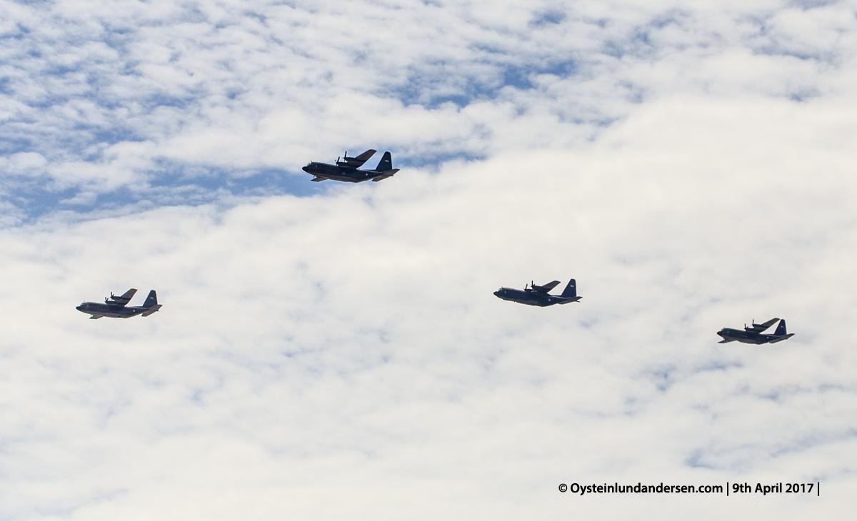 Indonesian Airforce TNI 2017 Halim Jakarta C-130 Hercules