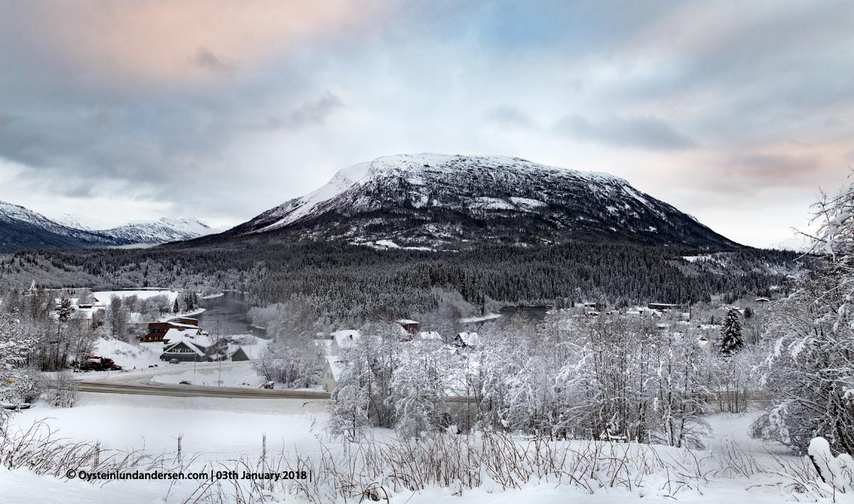 Korgen Kangsen Hemnes Nordland Norway 2018