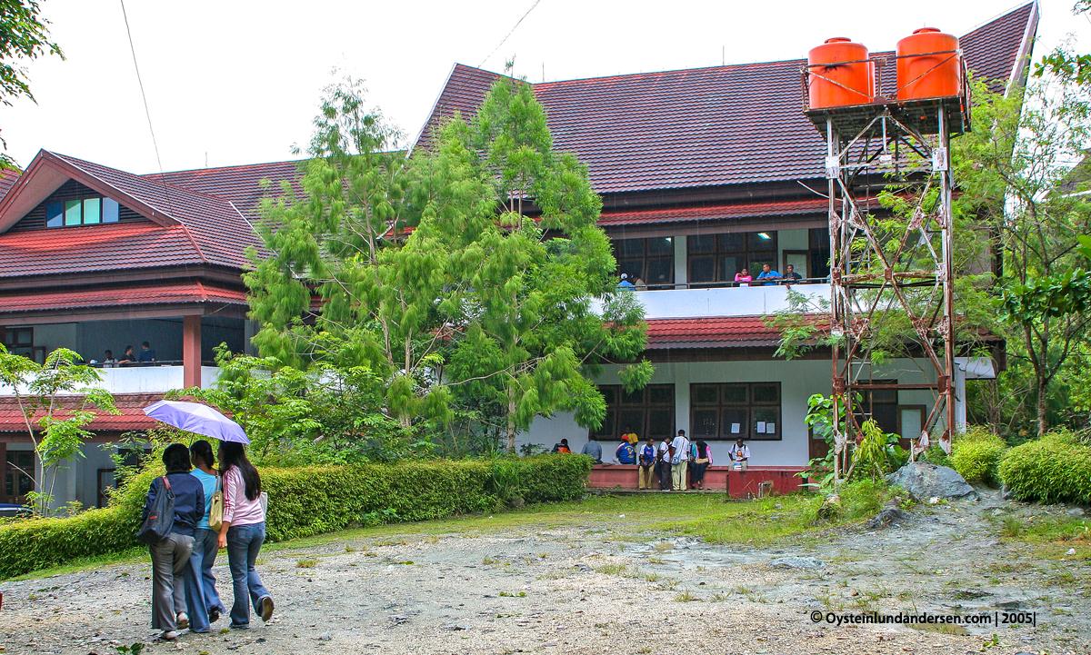 Cenderawasih University Universitas UNCEN Jayapura Papua