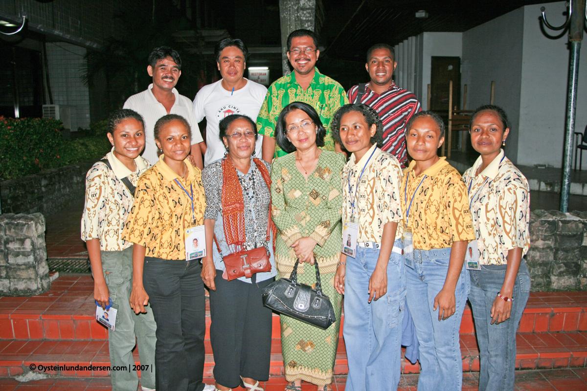 Cenderawasih University Jayapura Papua Anthropology Antropologi UNCEN