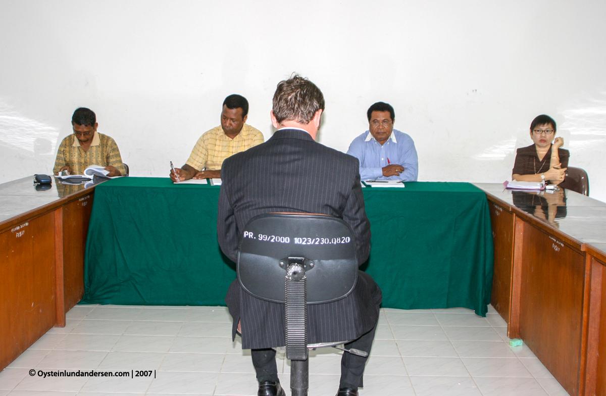 Cenderawasih University Jayapura Papua Anthropology Antropologi FISIP UNCEN Fredrik Sokoy and Dr. Johsz R. Mansoben