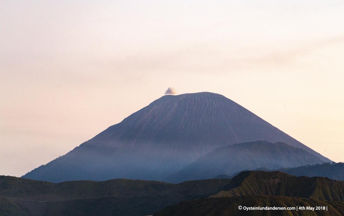 Semeru Bromo Volcano Gunung Bromo Indonesia 2018 vulkan Bromo Tengger East-java