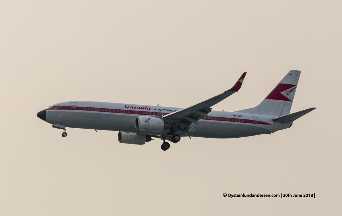 Boeing 737-800 (PK-GFM)