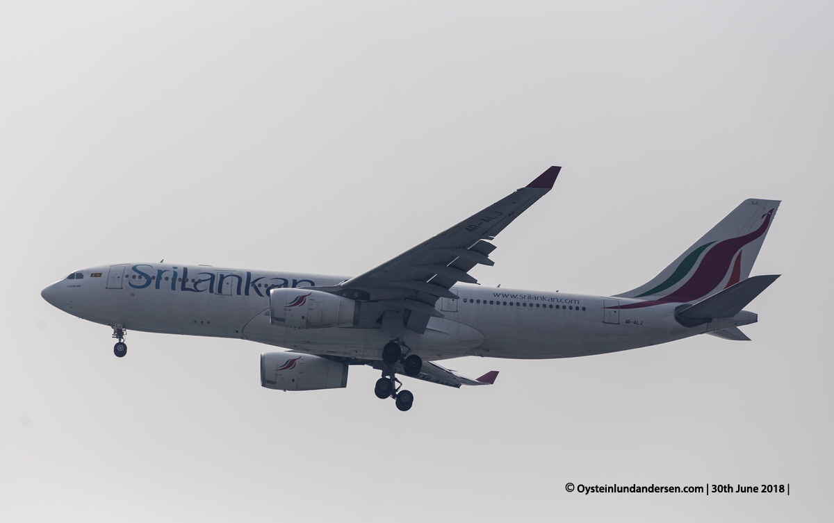 Airbus-330-200 (4R-ALJ)