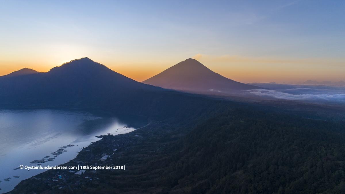 Gunung Agung Bali 2018