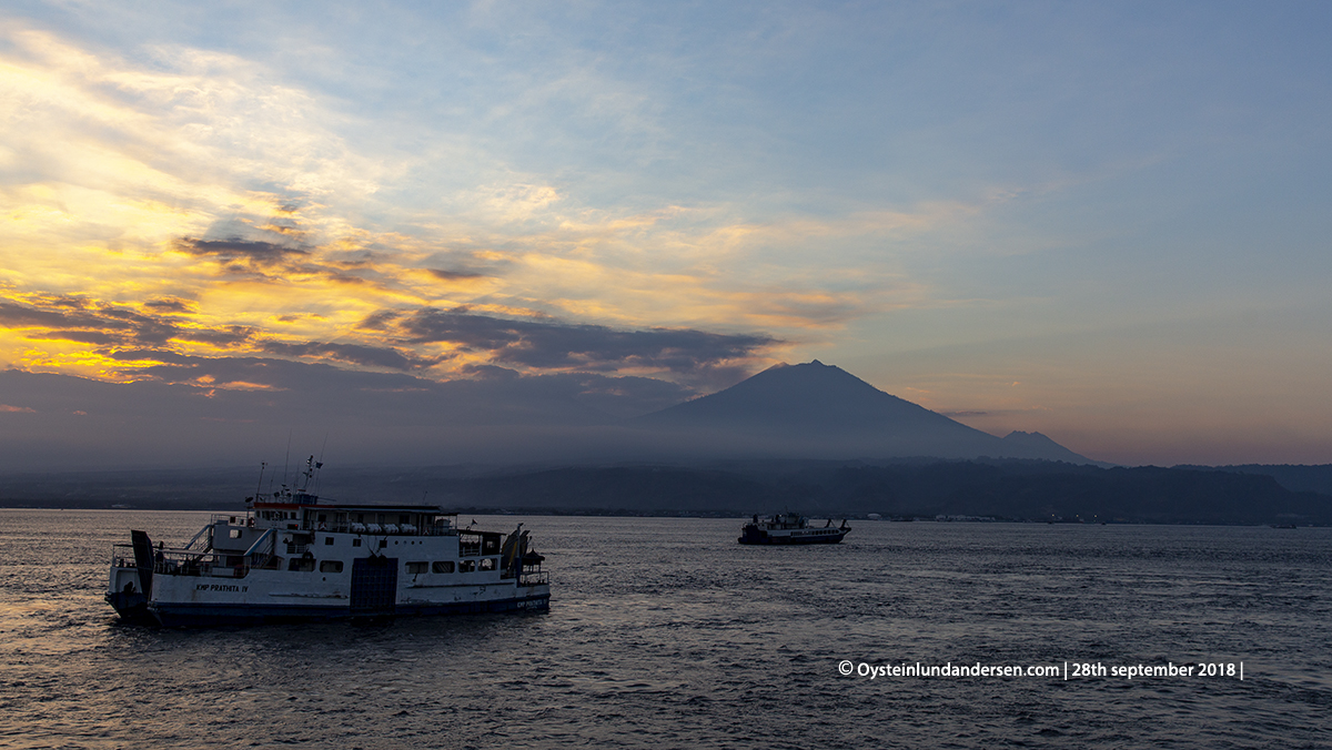 Ijen Bali-Strait 2018 volcano