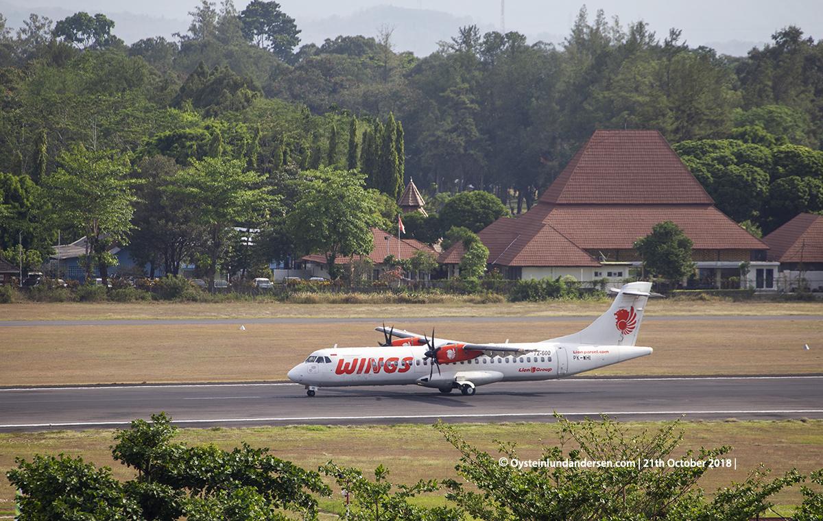 Yogyakarta Airplane Spoting
