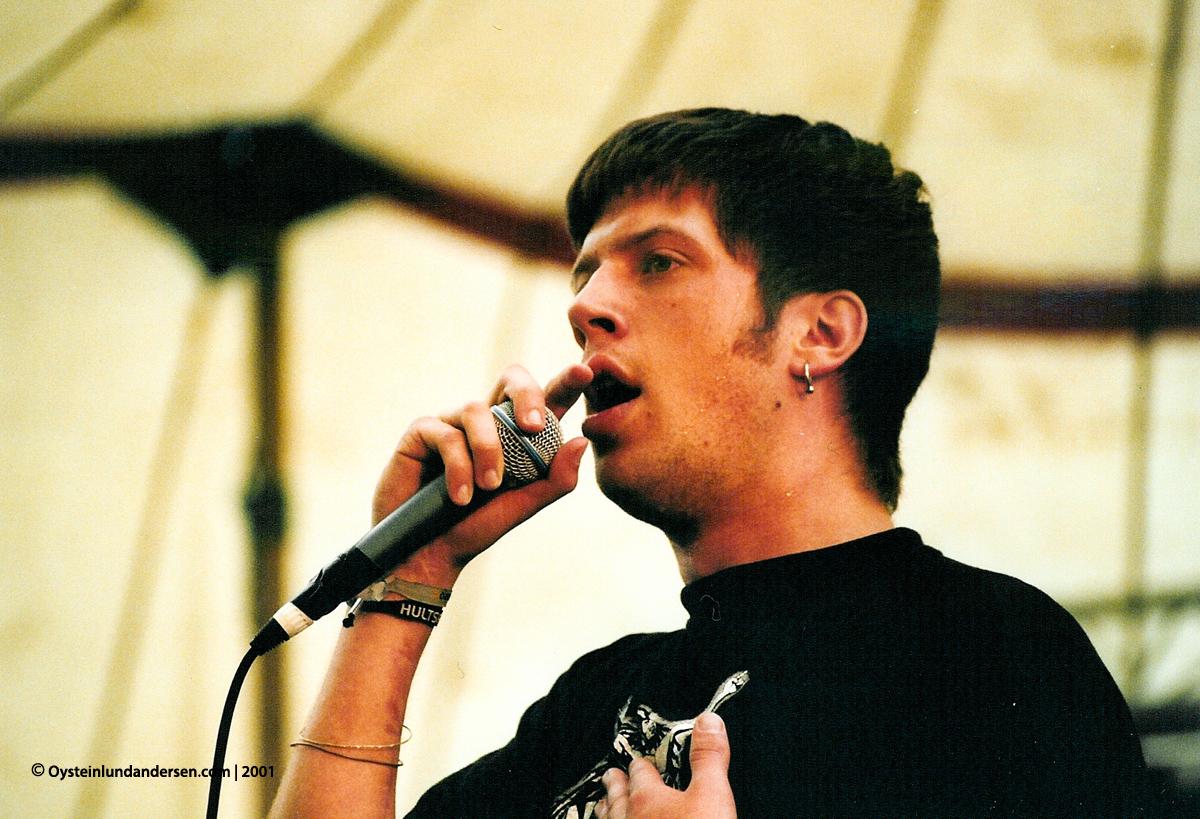100 Sound Trästock festivalen 2000 skellefteå