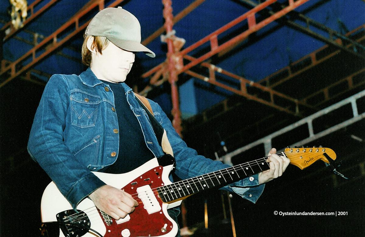 Bear Quartet band Trästock festivalen 2000 skellefteå