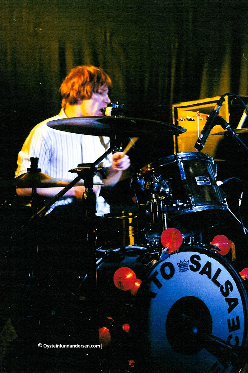 Cato Salsa Project Uffa Huset Trondheim 2001