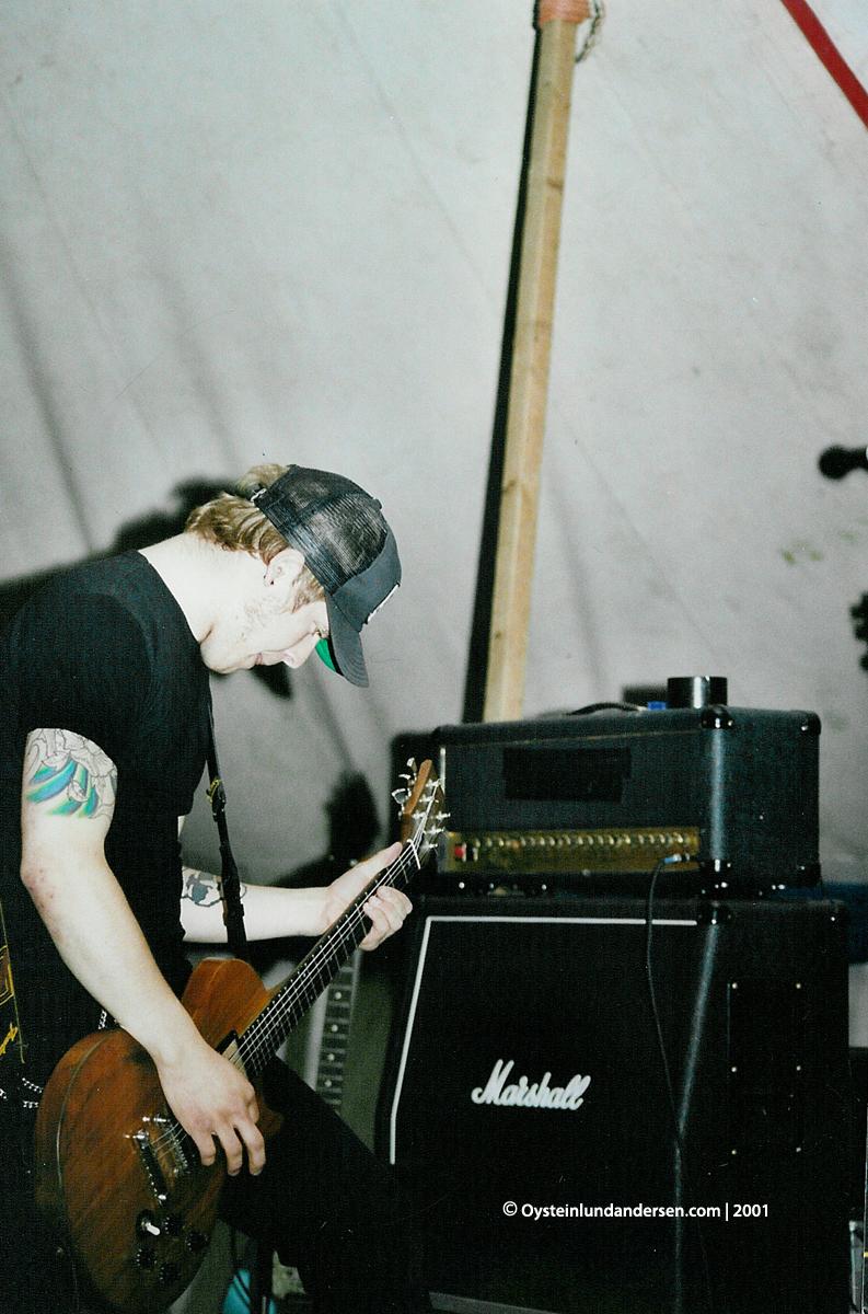 Cult of Luna band Trästock festivalen 2000 skellefteå -x1