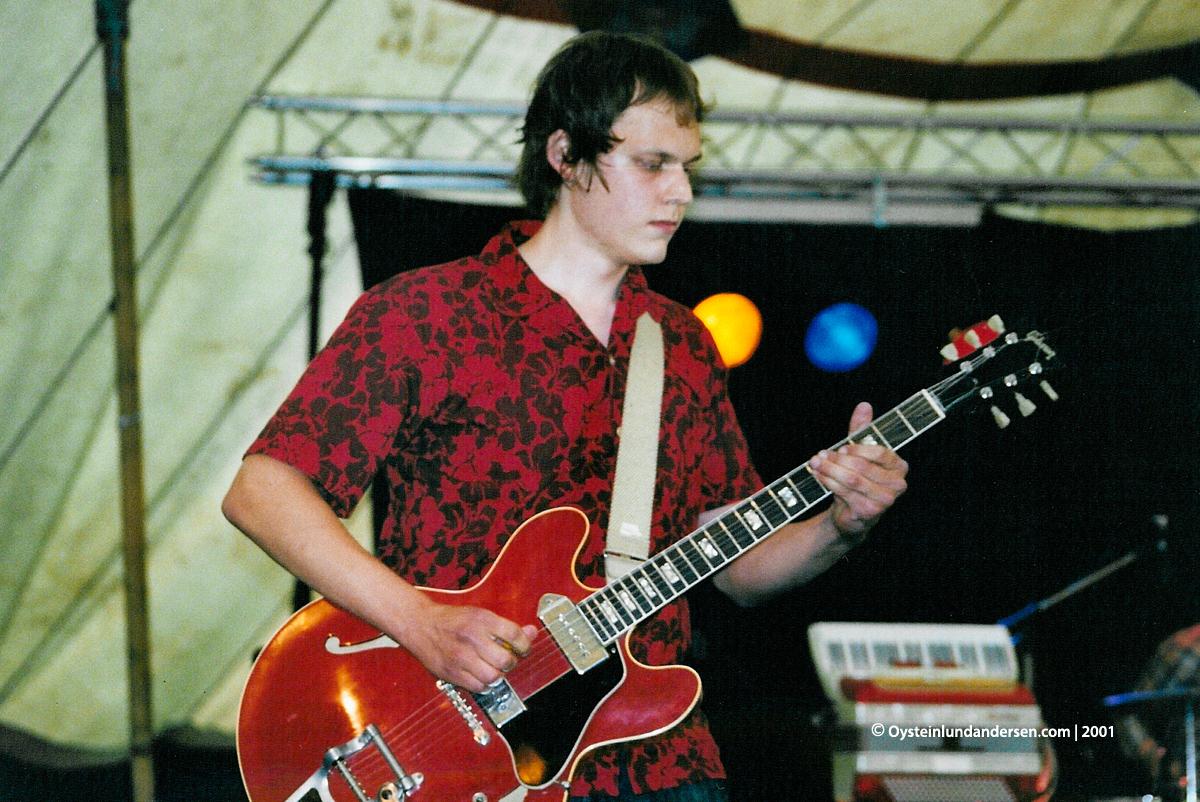 Isolation Years band Trästock festivalen 2000 skellefteå